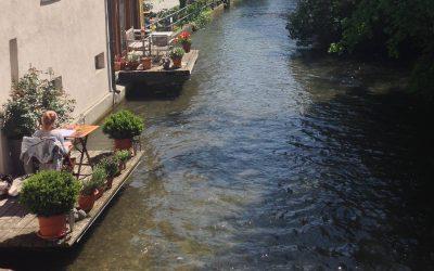 Drei Monate in Ulm