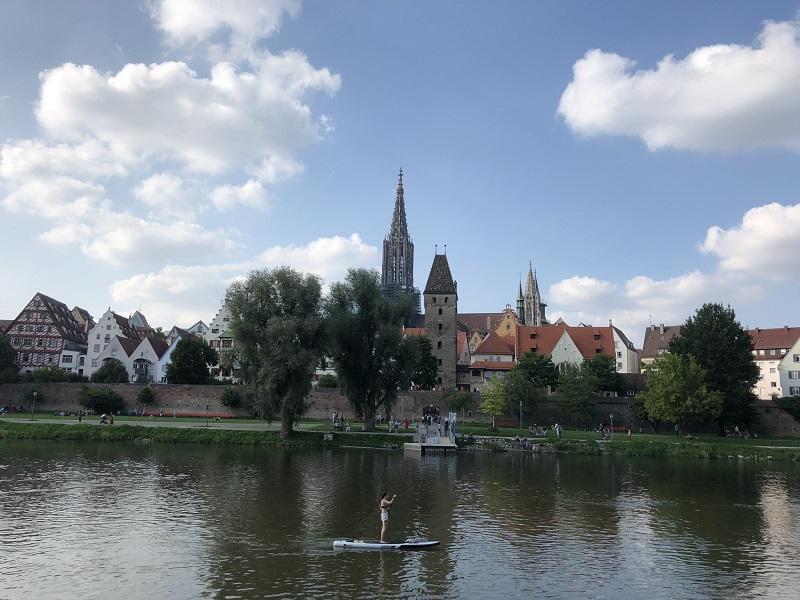 Mein Leben in Ulm